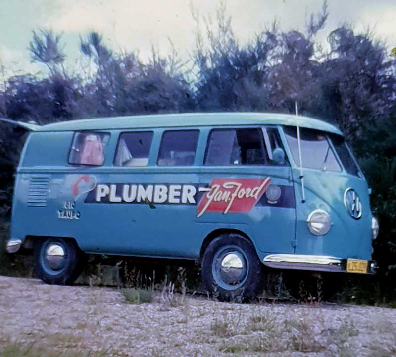 4 Generations Of Plumbers And Drainlayers - About Ford Plumbing